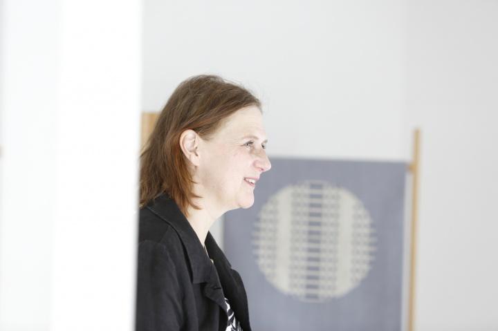 新作もお目見え、 フィンランドからやって来た、ヨハンナ・グリクセンのテキスタイル展へ急げ。