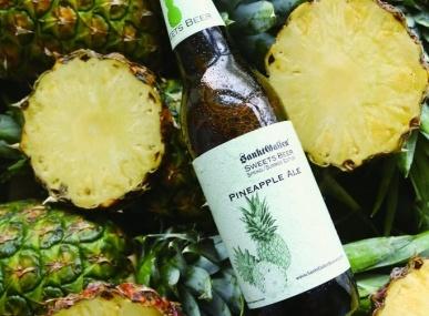 もうすぐ発売! 夏季限定の「パイナップルエール」で美味しく爽やかに夏を先取りしましょう。