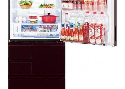 """酷暑にがんばった冷蔵庫、買い替えるならやっぱり""""使いやすさ""""が光るシャープの新モデルを。"""