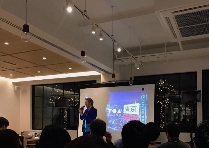 来たれ、未来のイノベーター! 東京に上陸した欧州最大のイノベーション・フェス「TOA」をご存じですか?