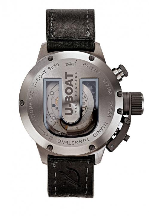 """""""幻の時計""""が日本に再上陸、イタリアン・ウォッチ「ユーボート」の伝説とは?"""