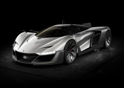 あの「ベル&ロス」がアバンギャルドなコンセプトカーをデザイン! 時計好き&クルマ好きなら必ずハマる!?