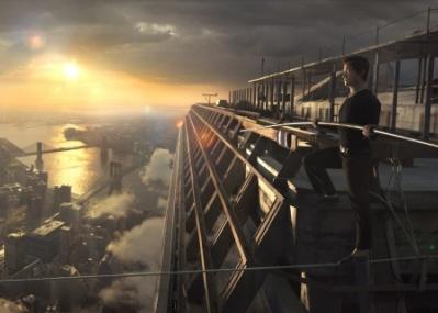 週末シネマ案内:天空の恐怖と幸福感をともに味わえる、3Dで観たい『ザ・ウォーク』
