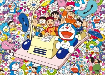 村上隆や山口晃も参加! 帰って来た『THE ドラえもん展 TOKYO 』が必見です。