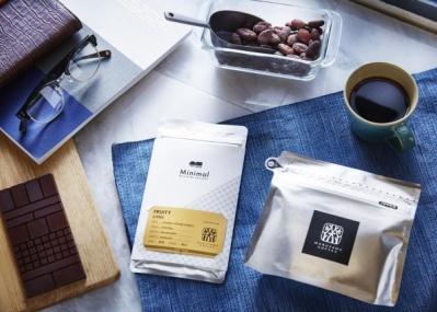 Minimal×丸山珈琲の画期的なコラボに注目! 特別なコーヒーとチョコレートが出合えばこうなります。