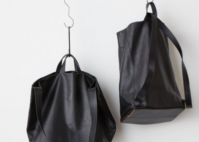 オブジェのようにミニマルで美しい、バッグブランド「Aeta」に見る新しい現代ニッポン