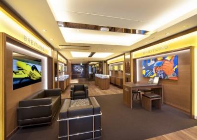 最新機種も勢揃い! ブライトリングの新拠点「スピリット・オブ・ブライトリング 広島 by TOMIYA」が誕生しました。