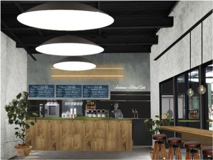 キュレーションマガジンAntennaが、南青山「COMMUNE246」にカフェをオープン!