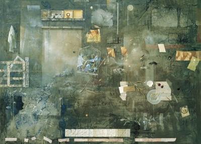 没後20年『麻田浩展』で、シュールで美しい絵画の魅力にどっぷり浸かってみませんか?