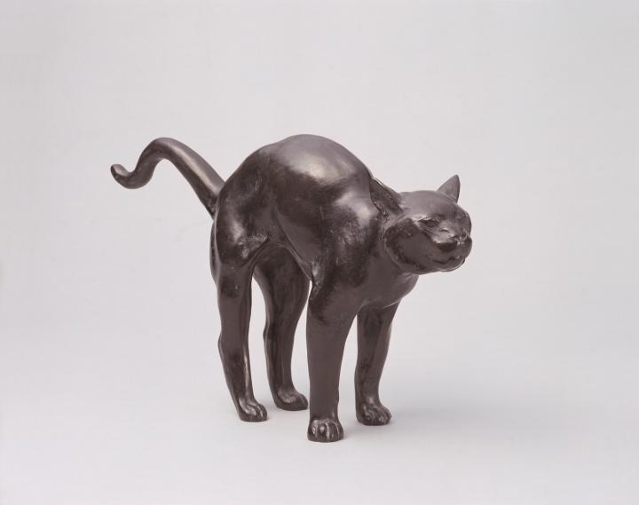 すべての猫好きに捧ぐ! 朝倉文夫の『猫百態』展が、53年の時を経て開催中です。