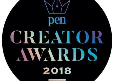 12月1日の次号発売に先駆けて、「Pen クリエイター・アワード 2018」受賞者を発表します!