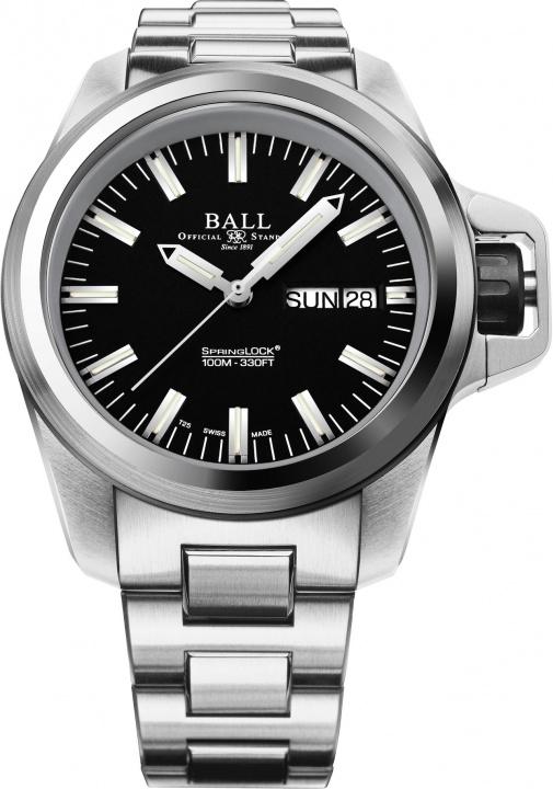 アメリカ海軍特殊部隊「デブグル」の要請で開発された、ボール ウォッチのタフすぎる時計。
