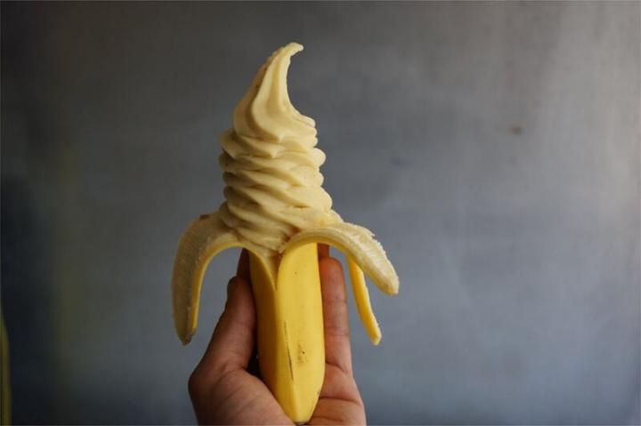 ハワイの人気店「バナン」のスイーツが初上陸! 冷たくて濃厚なバナナの氷菓を召し上がれ。