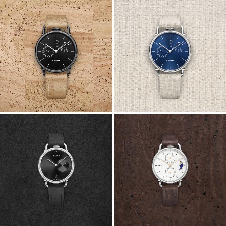 いま噂の新ブランド「BAUME」の腕時計は、オンラインでカスタム可能で価格は約6万円から!