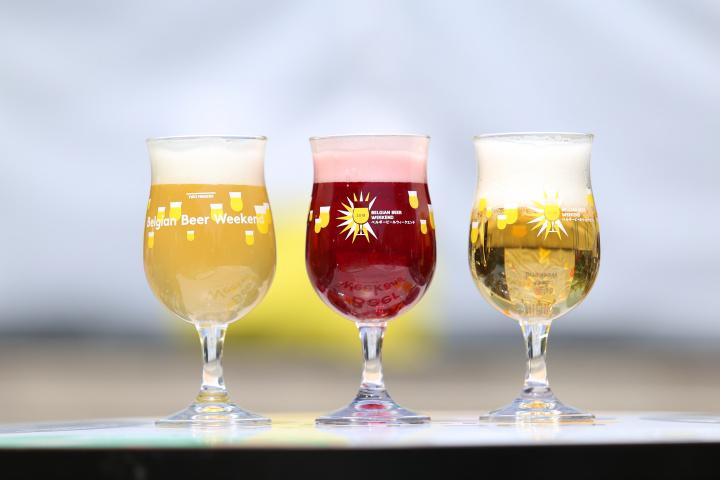 日比谷公園でフゾンテ(乾杯)! 「ベルギービールウィークエンド」で、都会の喧騒から脱出しましょう。