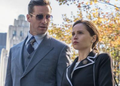 女性最高裁判事の実話を映画化、『ビリーブ  未来への大逆転』は彼女を支えた夫にも注目したい作品です。