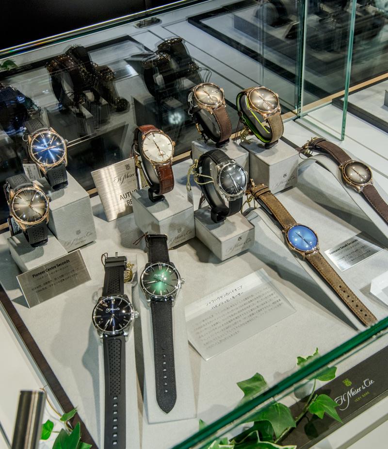 時計好きの集う、心地いい空間――。「BEST新宿本店」で、愛着の一本に巡り合おう。
