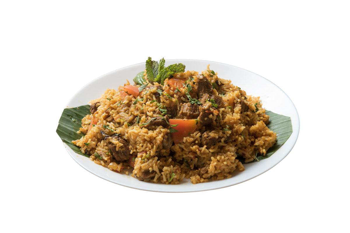スパイス好きの定番メニュー、「ビリヤニ」が自慢のインド料理店5選。
