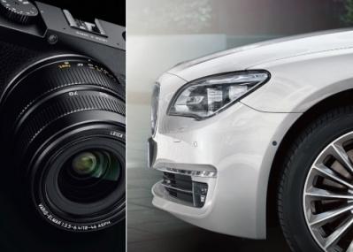 カメラやクルマのモニターが当たる、BMWとライカの写真コンテストが始まりました。