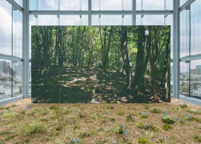 空中庭園、もしくは異空間への入り口か? ボルタンスキーの『アニミタス』を体感しに、エスパス ルイ・ヴィトン東京へ。