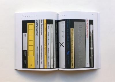 Vol.25 ディテールまで本を分解する、スイスのブックアワードの年鑑。