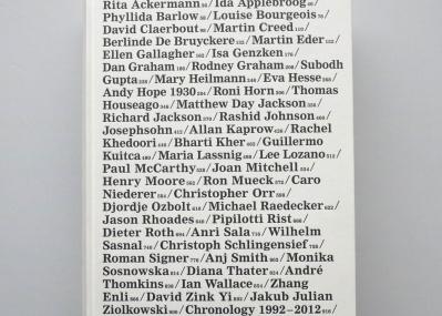 Vol.34 スイスのギャラリー「ハウザー&ワース」、世界屈指のディーラーとなる20年の記録。