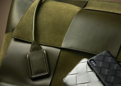 編み柄もインパクトも史上最大!  ボッテガ・ヴェネタの 新たな傑作、「ザ・アルコ バッグ」
