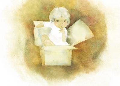 「いのち」の大切さが響く、いわさきちひろと長島有里枝の特別展。
