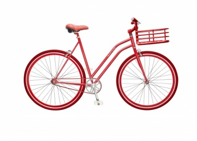マートン・サイクリングのお洒落な赤い自転車が、いよいよ日本で発売に。