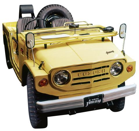 購入まで1年待ち! 天下無双のカーデザインを誇る軽自動車「ジムニー」の魅力とは?