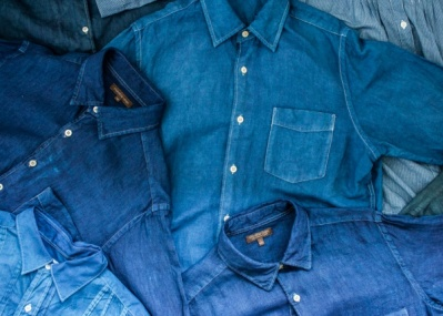 私服を藍で染め直そう!「D&DEPARTMENT」にて、3月末まで受付中。
