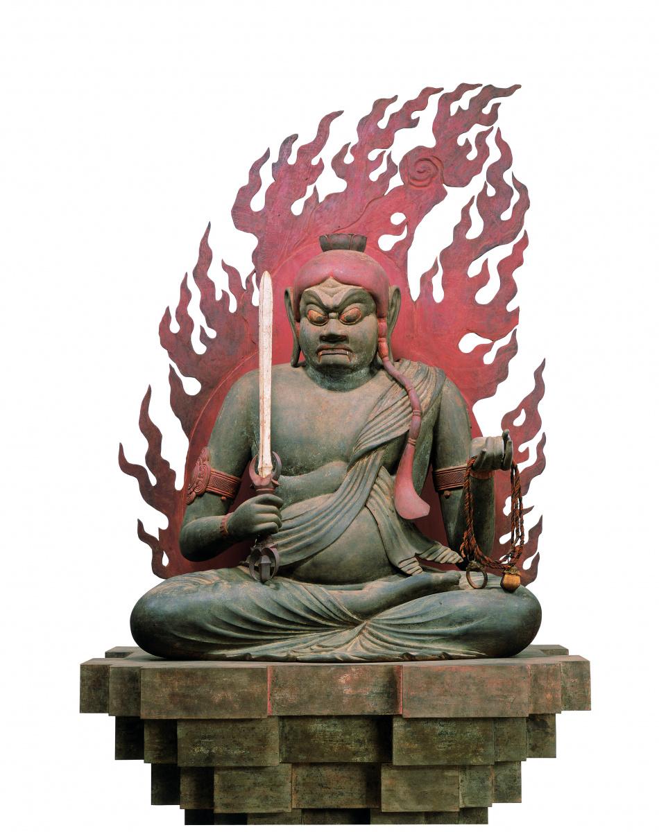 迫力の密教美術が一堂に。サントリー美術館の醍醐寺展は、2回は見たい豪華ラインアップ!