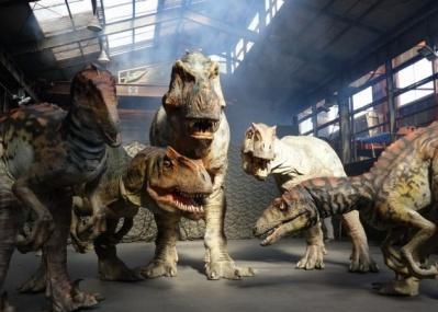 「DINO SAFARI」がいよいよ開幕! GWは、渋谷で恐竜サファリパークを体感しませんか?