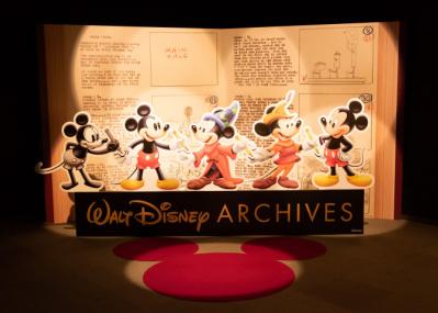 初公開の資料や衣装が目の前に! 松屋銀座で『ウォルト・ディズニー・アーカイブス展』が開催中です。