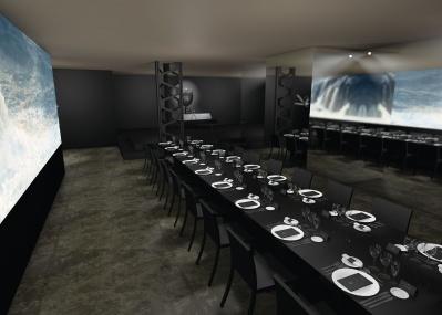 「ドン ペリニヨン P2」が贈る、期間限定・完全予約制のシークレットレストランが登場!