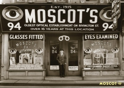 NYで話題の「MOSCOT」が、ドーバー ストリート マーケット ギンザに期間限定オープン。