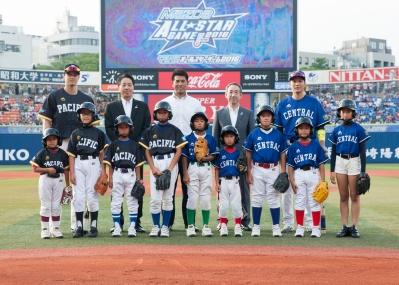 野球好きの子どもたちの夢を応援する、「ドリームキッズチャレンジ」開催!