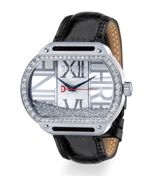 new concept 4fd7d bbffb セレブも注目! 文字盤の中にダイヤが漂うゴージャスな腕時計 ...