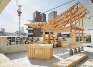 若き建築家はいまなにを考えている? ヴェネチア・ビエンナーレ国際建築展の日本館帰国展が凱旋中です。