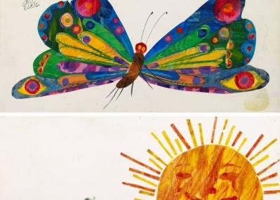 永遠の絵本『はらぺこあおむし』の創作のひみつに触れる。「エリック・カール展 The Art of Eric Carle」が開催中です!
