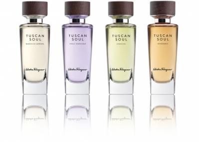 トスカーナの魂を封じ込めた、惚れ惚れと美しい「フェラガモ」の新フレグランス