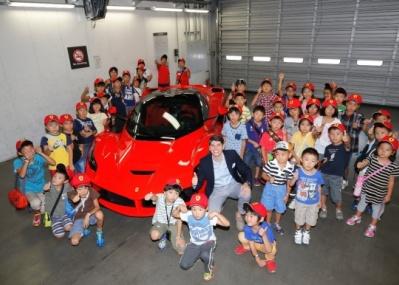 イケメン社長が教える、フェラーリの特別授業とは?