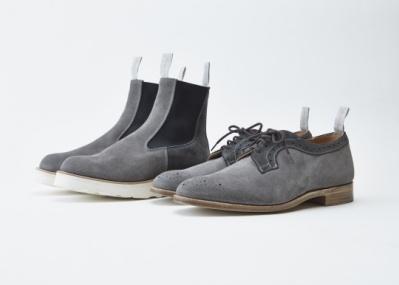 こんなの見たことない! 「フィルメランジェ」と「トリッカーズ」の別注靴とは?