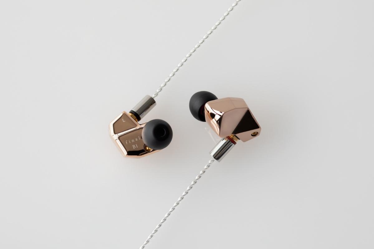 どのイヤフォンを買うかは、好きな音楽の鳴り方次第!? final「Bシリーズ」の野心的な挑戦に迫ります。