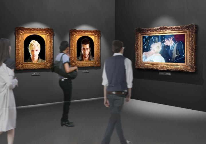 30年の集大成! 体験型展示で感動のシーンがよみがえる、ファイナルファンタジー展が必見です。