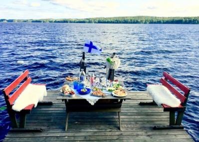 フィンランドの人気カフェからトップシェフが来日! 男性もウェルカムな料理教室が開催されます!