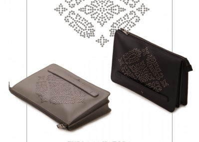 家紋をグラフィカルに取り入れた、「フルラ」創業90周年記念「KAMON」コレクションが登場。