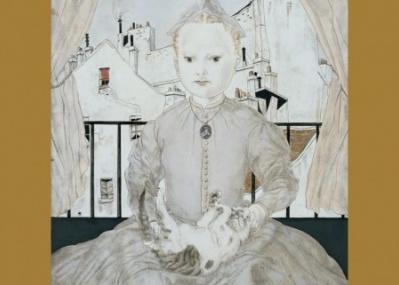 藤田嗣治の全貌を知る、生誕130周年を記念した回顧展が府中市美術館で開催中です。