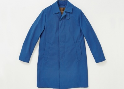 マッキントッシュの名作コートを、フリーマンズ スポーティング クラブが洒脱にアレンジ