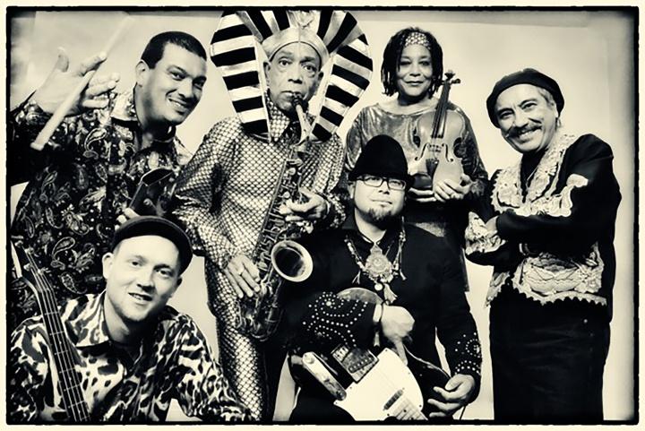 魂を揺さぶる異文化交流音楽フェスFrueに、伝説の「ジャジューカ」が初来日!